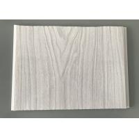Buy cheap Waterproof Solid PVC Wall Panels For Restaurant Interior Wall Decoration product