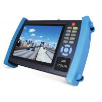 Buy quality HD Multi-functional CCTV Tester 7 Inch With IP Address Search at wholesale prices