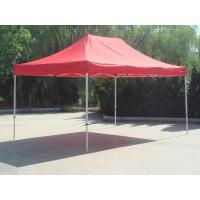 Buy quality Pop Up Folding Canopy Tent 10x10 , Garden 10x10 Gazebo Replacement Canopy at wholesale prices