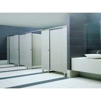 Buy cheap High Density Toilet PVC Partition Board Thin Thickness 15mm Glossy Solid Color product