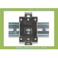 Buy cheap SRR Electrical Installation Heat Sink 35mm Din Rail Mounting Clips product