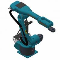 Buy cheap Cost Effective Hydraulic Robotic Arm , Safety Switch Mechanical Robot Arm product