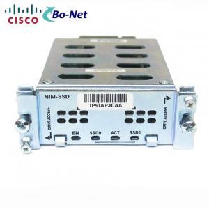Buy cheap Expansion Cisco Wan Interface Card 4400 Series NIM-SSD 100% Original New product