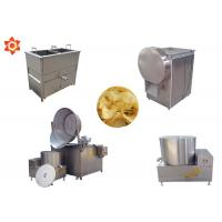Buy cheap Semi Automatic Food Processing Machines 60kg/H Capacity 380v Voltage CE product