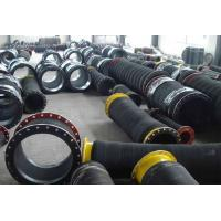 Buy cheap Floating Dredging Hoses Marine flexible rubber pipes for dredging from wholesalers