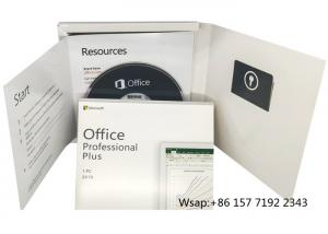 Buy cheap 1PC Retail DVD Microsoft Office 2019 Professional Plus Online Activate product