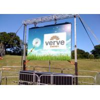 Buy cheap Light Weight Full Color Rental LED Display P8 Installed for Concert Outdoor from wholesalers