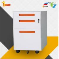 China Direct Factory Anti-tilt Design office storage cabinets / Mobile pedestal with casters on sale