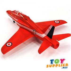 4 Channel R/C Airplane Hobby Model Plane Red Arrow (Brushless Motor)