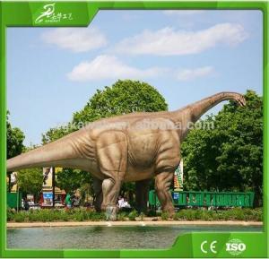 Buy cheap KAWAH Amusement Park Artificial Theme Park Life-size Robotic Dinosaur product