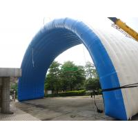 Buy quality Arch Inflatable Tent / Inflatable Opening Structure Tent For Advertising Exhibition at wholesale prices