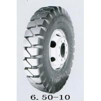 China 6.50-10 Pneumatic Forklift Tire Tyre on sale