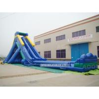 Buy cheap Inflatable Huge Water Slide (AQ1031) product
