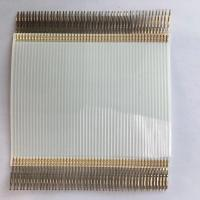 Buy cheap Original manufacturer pitch 1.27mm terminal crimping FFC cable with TE connector product