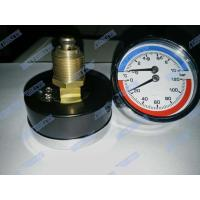 Buy cheap High accuracy pressure gauge thermometer , stainless steel pressure gauge product