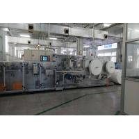 Buy cheap Full Automatic Wet Wipes Production Line 300 Piece Every Minute Width 40-100mm product
