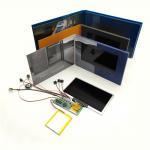 Buy cheap 7 Inch Digital LCD Video Greeting Card / Video Module 300-2000MAH Battery product