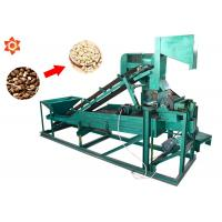Buy cheap High Efficiency Pine Nut Dehulling Machine Good Mechanical Stability Easy To Install product