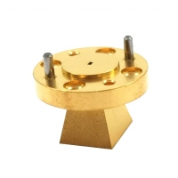 261GHz Wide Band High Gain Waveguide Antenna In Microwave for sale