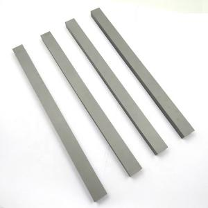Buy cheap 100% Virgin Tungsten Carbide Strips 100mm 2000mm With High Hardness product