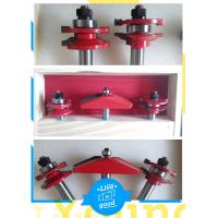 """Buy cheap Rail & Stile With 25 Degree Raised Panel Bit Router Bit Set - Ogee - 1/2"""" Shank product"""