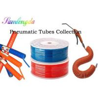 Buy cheap Compressed air hose, PU hose, Polyurethane air hose, PU tube, Orange color, OD16MM,Weze pneumatyczne product