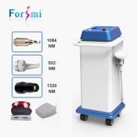 Buy cheap Beauty device 1064nm 532nm nd yag laser q-switched nd yag tattoo laser removal machine for sale product