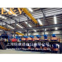 Buy cheap 1000Ton - 12000Ton Oxygen Free Copper Continuous Casting Machine For Rod / Wire product