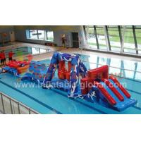 Buy cheap Inflatable Water Slide, Inflatable Water Toy, Inflatable Water Obstacle Course product