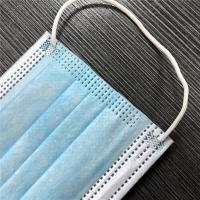 Buy cheap Disposable Face Masks Disposable Surgical Mask Dust Breathable Earloop Antiviral from wholesalers