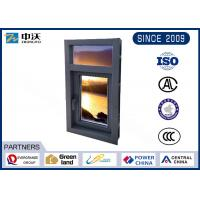 Buy cheap Exterior Interior 45 Minute Fire Rated Windows With Composite Glass 30-50mm product