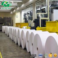 Buy cheap Dust Free Jumbo Thermal Paper Bio - Degradable High Rubbing Resistance Nontoxic product