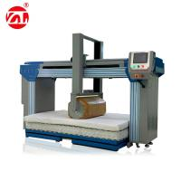 Buy cheap ASTM F1566 EN1957 PLC Mattress Roller Durability Tester Simulate Body Move product