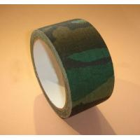 Outdoor uv resistant waterproof adhesive camouflage camping camo tape