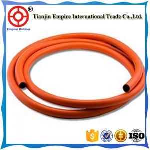 Buy cheap Flexible braided high pressure good standard rubber LPG  hose product
