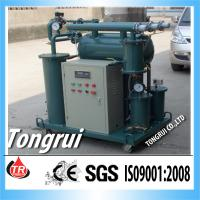 Buy cheap Mobile Used Insulation Oil Purifier , Waste Oil Recycling Machine For Transformer Oil product