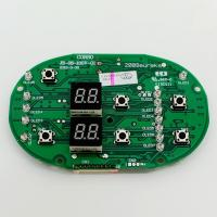 Buy cheap Electronic Circuit Board Assembly For Oem Custom Made Lead Free Hasl Pcb Clone from wholesalers