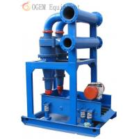 Buy cheap Hydrocyclone Desander Drilling Fluid Service Solids Control product