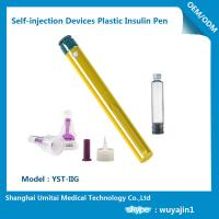 Buy cheap Professional Insulin Delivery Pen , Durable Insulin Pen Injection For Diabetes product