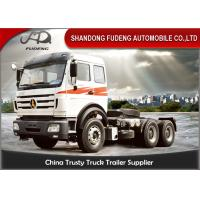 Buy cheap North Benz Beiben Tractor Head Trucks NG80B Cab 420 HP 6 X 4 Drive Type product