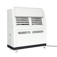 China Painted Plastic Accelerated UV Aging Test Machine with 340 Lamp for sale