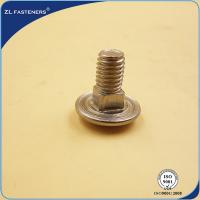 Buy cheap Hardware Products Stainless Steel Bolts Button Head ISO8677 Standard product