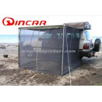 Buy quality Aluminum Pole Tent and Awning , Net 4WD Camping Car Camper Trailer at wholesale prices