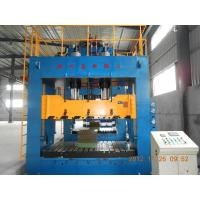 Buy cheap Straight Sided Hydraulic Deep Drawing Press 315T 8 Facet Guiding Power Saving product