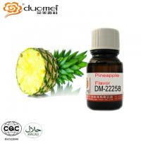 Buy cheap Food True Pineapple Taste Soft Drink Flavours With 3 - Years Shelf Life product
