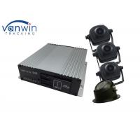 Buy cheap AVI Format HD 1080P Mobile DVR Dual SD Cards Slots With Battery Recharged from wholesalers