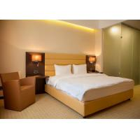 Buy cheap Single Room Modern Hotel Bedroom Furniture , Hotel Guest Room Furniture product