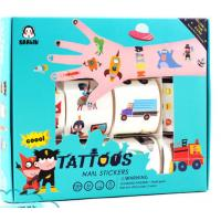 Buy cheap Non - Toxin Eco Friendly Small Baby Playing Toys Temporary Tattoos For Kids product