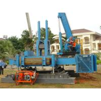 China Hydraulic  Piling Machinery ZYC60 on sale