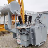 China Industrial Oil Immersed Type Transformer With Oil Tank 2500kVA 22kV on sale